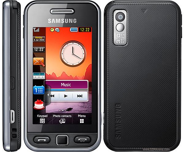 Samsung S5230W : Full Look
